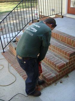 floyd installing custom hand rails