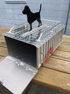 custom dob box mailbox